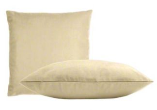 Sunbrella Antique Beige Pillow Set