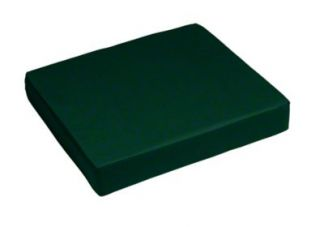 Sunbrella Forest Green Seat Cushion