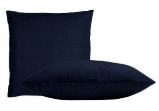 Sunbrella Navy Pillow Set