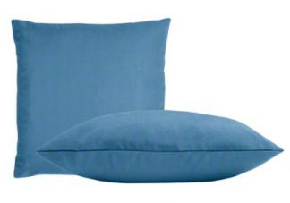 Sunbrella Sky Blue Pillow Set