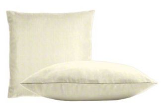 Sunbrella Spectrum Eggshell Pillow Set