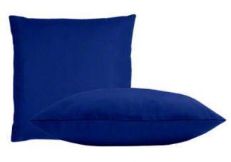 Sunbrella True Blue Pillow Set