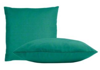 Sunbrella Teal Pillow Set