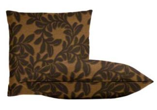 Sunbrella Leonardo Pecan Pillow Set