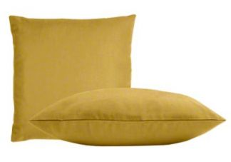 Sunbrella Maize Pillow Set