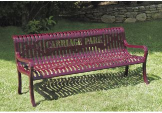 park benches, commercial benches