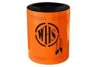 32 Gallon Personalized Perforated Receptacle