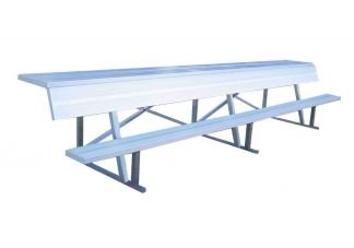All Aluminum Team Bench