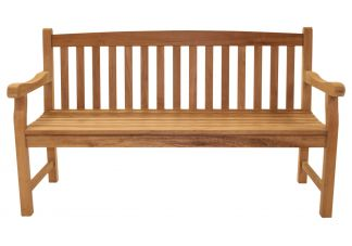 Classic Teak Bench, Three Seater Teak Bench, Teak Bench, Bench