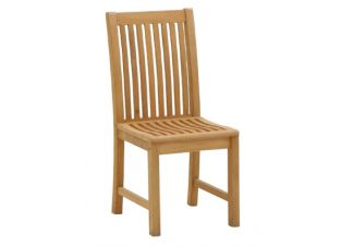 Teak Royal Side Chair