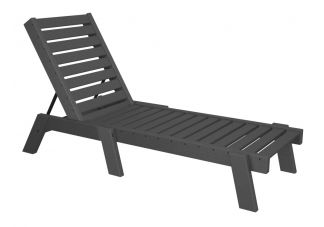 Shop Recycled Plastic Chaise Lounges