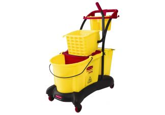 mopping trolley, mop cart, mop carts, mopping trolleys, mop bucket, mop buckets