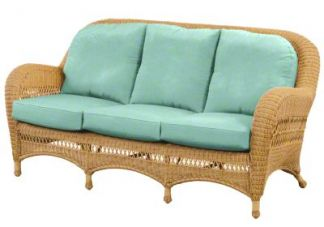 flat wicker sofa cushions