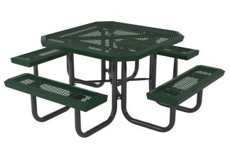 46 in. Square Infinity Portable Table