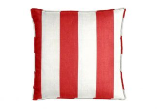 Outdura Bistro Candycane Pillow