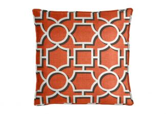 Robert Allen Vreeland Persimmon Pillow