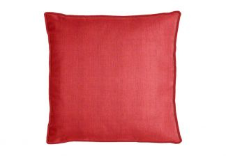 Sunbrella Volt Cherry Pillow