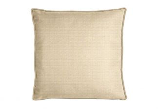 Highland Taylor Menswear Gold Natural Pillow