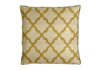 Robert Allen Casablanca Geo Citrine Pillow