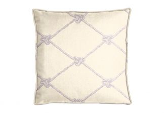 Al Fresco Crabbin Sea Lavender Pillow