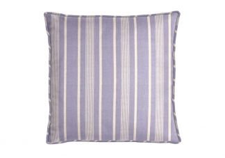 Al Fresco Tesoro Stripe Sea Lavender Pillow