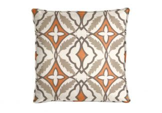Premier Prints Eden Cinnamon/Macon Pillow