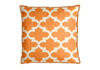 Premier Prints Fynn Cinnamon/Macon Pillow