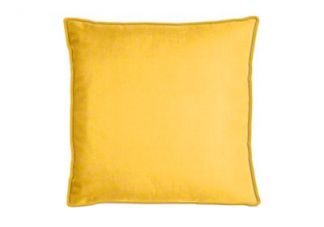 Sunbrella Sunflower Yellow Pillow