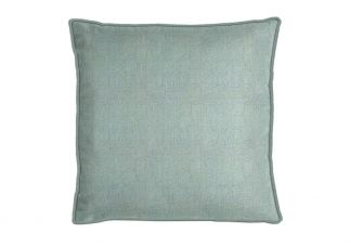 Highland Taylor Matelasse Bloom Summer Sky Pillow