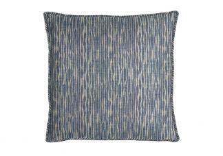 Robert Allen Akana Weave Chambray Pillow