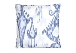 Robert Allen Khandar Indigo Pillow