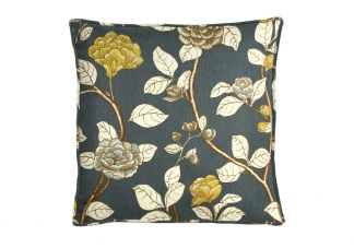 Robert Allen Leda Peony Midnight Pillow