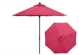 Custom Sunbrella Market Umbrella