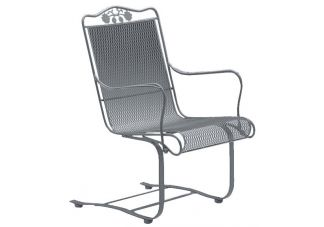 Briarwood High Back Spring Base Chair