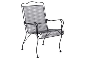 Tucson High Back Dining Arm Chair