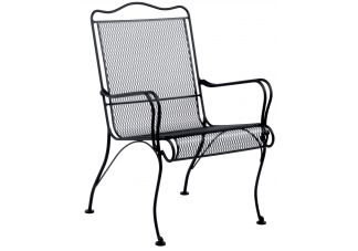 Tucson High Back Lounge Chair