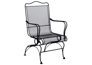 Tucson High Back Coil Spring Chair