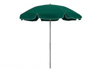 7.5 ft. Sunbrella Forest Green Patio Umbrella