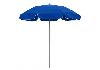 7.5 ft. Sunbrella Pacific Blue Patio Umbrella