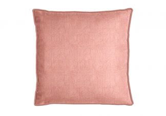 Highland Taylor Matelasse Bloom Rose Pillow