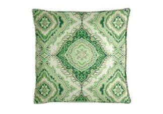 Al Fresco Reveille Emerald Pillow