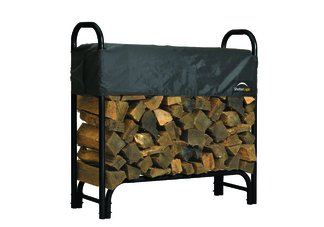 FIrewood Rack-in-a-Box Heavy Duty