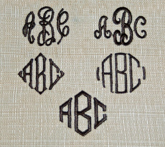 Monogram Styles | Equestrian Pillows, Decor, and more...