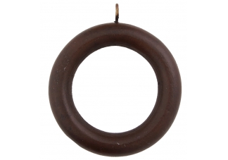Wood Curtain Ring