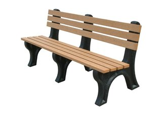 Econo-Mizer 6 Backed Bench