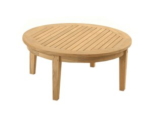 Atlantic Round Teak Coffee Table