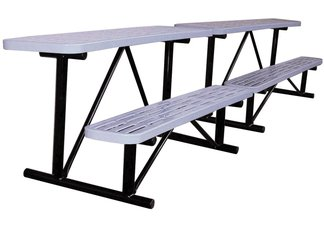 benches, dugout benches, athletic benches, baseball benches, bleachers, baseball accessories