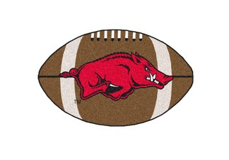 University of Arkansas Football Rug