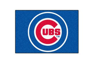 MLB - Chicago Cubs Starter Rug