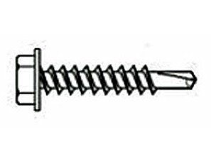 screw, self tapping screw, #14 Head Screw, fence, gate, hardware
